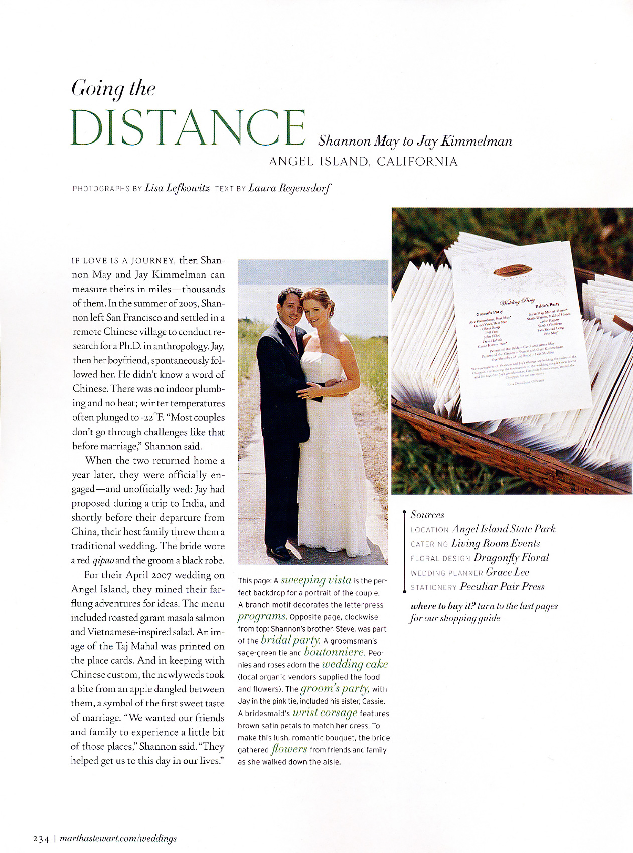 Martha Stewart Weddings | 1